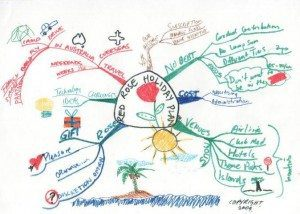 New Business Idea mind map example Using Tony Buzan Mind Mapping Techniques