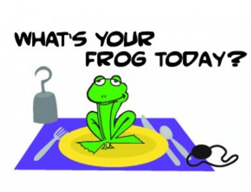 For Successful Online Learning – Eat That Frog